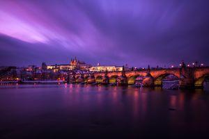 Удивительная ночь в Праге