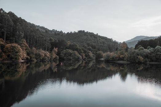 Фото бесплатно Испания, Эль Регато, озеро