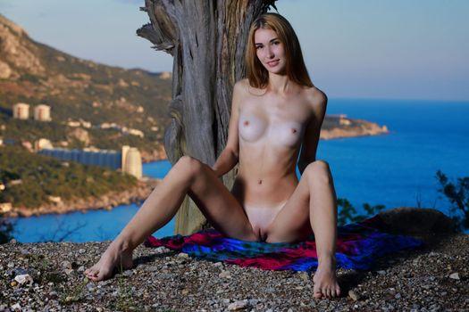 Фото бесплатно Эйлин, эротика, голая девушка