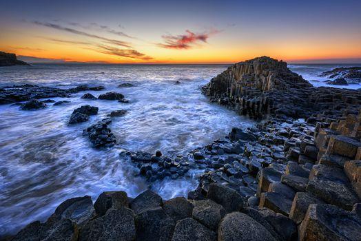 Photo free Bora, beach, sunset