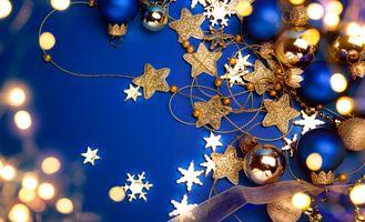 Фото бесплатно праздник, новый год, элементы
