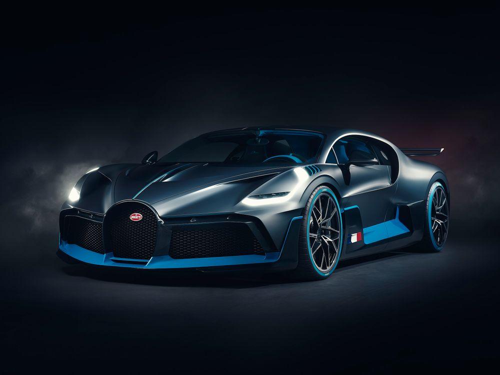 Фото бесплатно Bugatti Divo, Bugatti, 2018 Автомобили - на рабочий стол