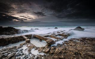 Фото бесплатно Cabo Raso - Cascais, Portugal, seascape