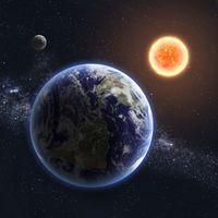 Фото бесплатно вселенная, звёзды, космос
