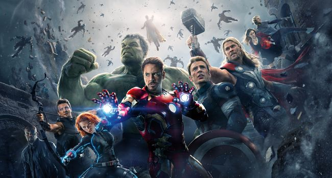 Photo free banner, film, Avengers age of Ultron 2016