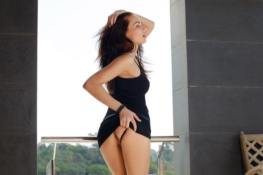 Обои michaela isizzu,сексуальная девушка,чешская,взрослая модель