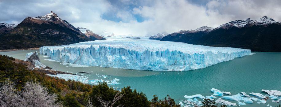 Фото бесплатно Национальный парк Лос Гласиарес, Патагония, Ледник Перито Морено