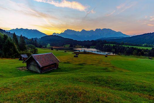 Фото бесплатно страна, Партенкирхен, Германия