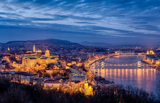 Фото бесплатно Buda Castle, Budapest, Hungary