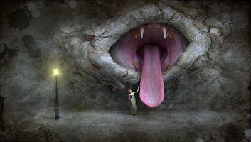 Фото бесплатно фантазия, фут, мистический