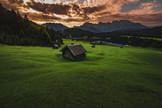 Photo free Germany, Geroldsee, country