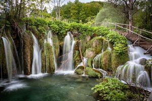 Park Plitvice lakes