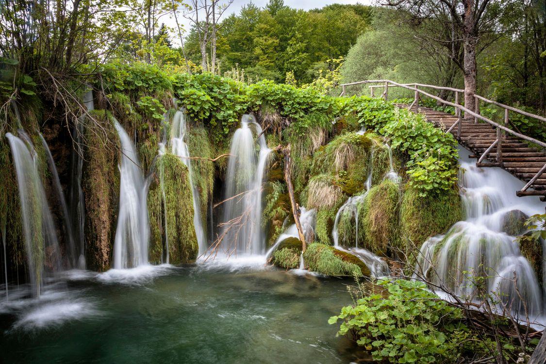 Парк Плитвицкие озера · бесплатное фото