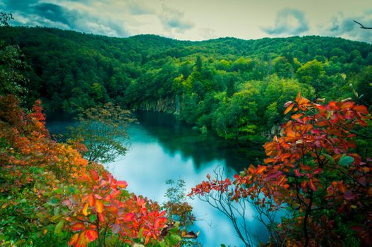 Photo free Plitvice lakes, national Park Plitvice lakes, Plitvice Lakes national park