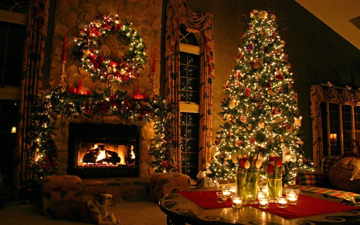 Фото бесплатно праздничный, сезонный, рождественский - на рабочий стол