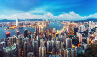 Бесплатные фото Hong Kong,Гонконг,Китай,город