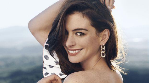 Photo free Anne Hathaway, celebrity, girls