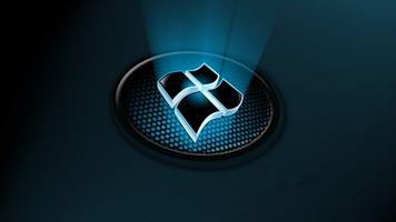 Фото бесплатно логотип, Майкрософт, Windows
