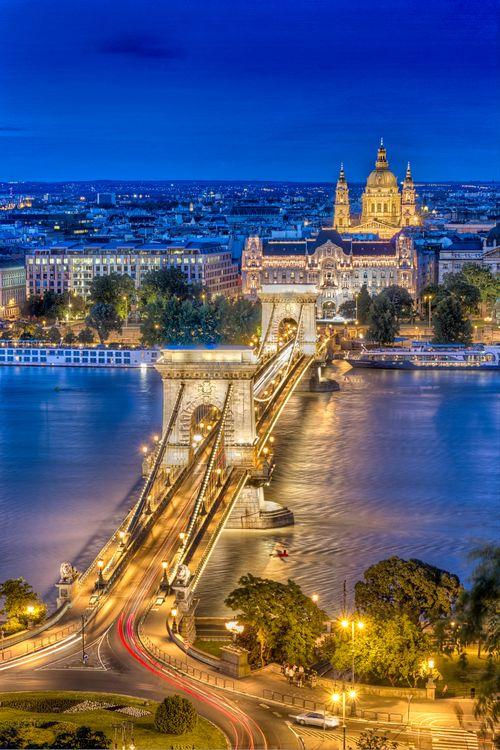 Мост в Будапеште · бесплатное фото