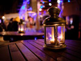 Бесплатные фото новогодний фонарь,иллюминация,ночь,Happy New Year,merry christmas,holiday,Рождество