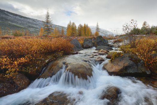 Бурный поток · бесплатное фото