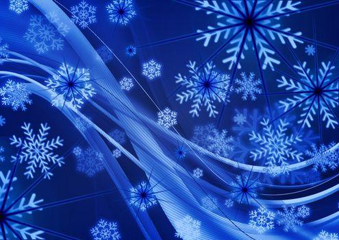 Фото бесплатно элементы, рождественские украшения, аннотация