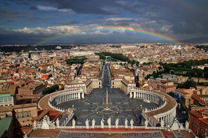 Фото бесплатно Рим, Италия, город