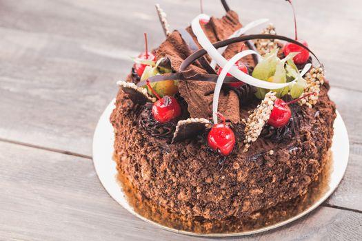 Фото бесплатно крем, украшение, торт