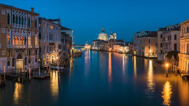 Фото бесплатно Венеция, Италия, Большой канал