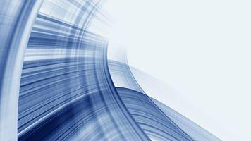 Фото бесплатно абстракция, голубой, обои
