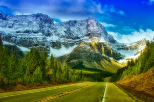 Photo free Banff, Canada, national Park