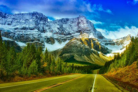 Фото бесплатно банф, канада, национальный парк
