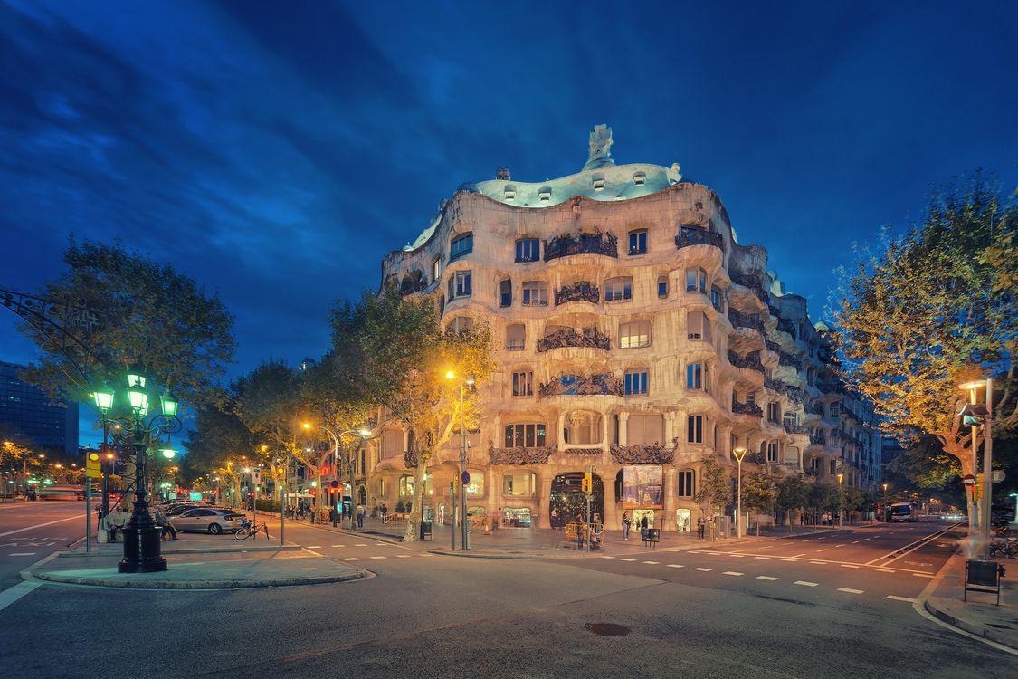 Photos for free Spain, Barcelona, Catalunya - to the desktop