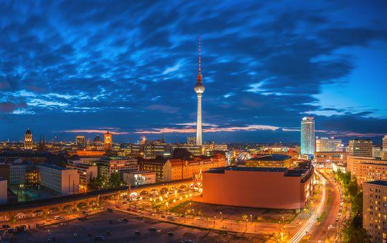 Фотографии берлин, германия на телефон