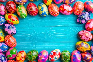 To download photo of easter wallpapers, easter eggs