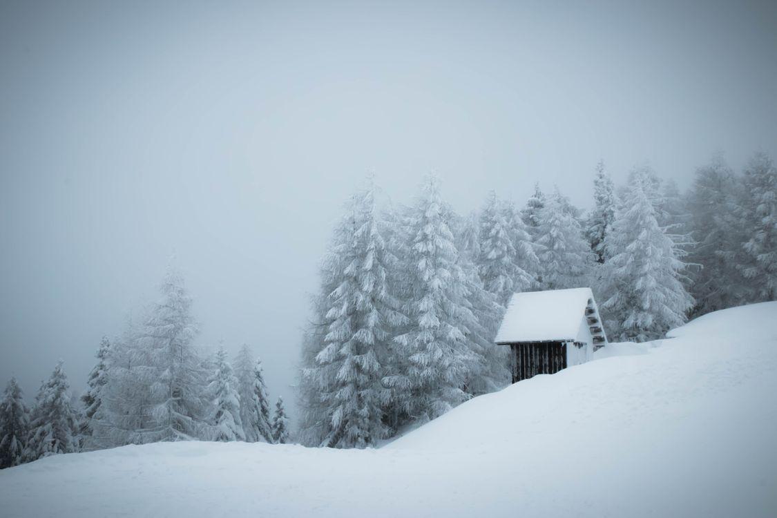 Фото туман горы природа - бесплатные картинки на Fonwall