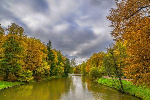 Photo free nature, Tsaritsyno Museum-reserve, manor