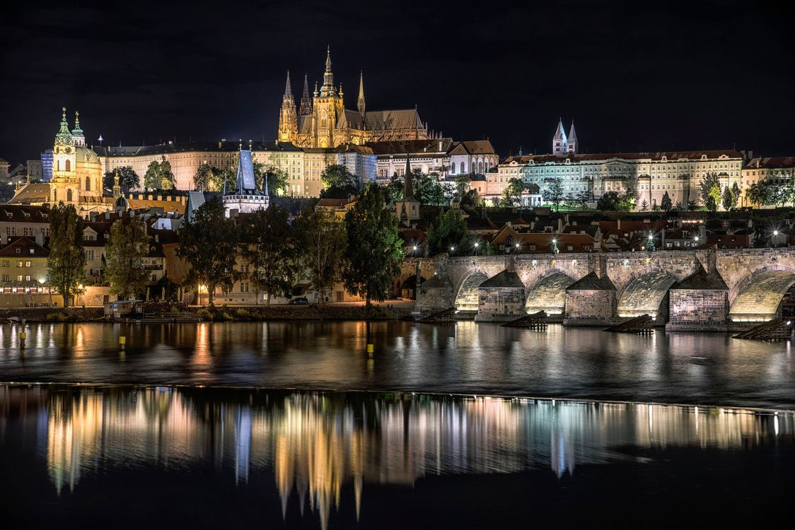 Фото бесплатно дома, города, Prague castle - на рабочий стол