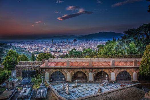 Фото бесплатно Тоскана, Флоренция, Италия