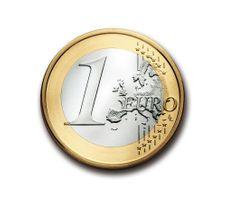 Фото бесплатно 1 евро, металл, деньги