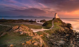 Фото бесплатно Llanddwyn, Anglesey, Англси