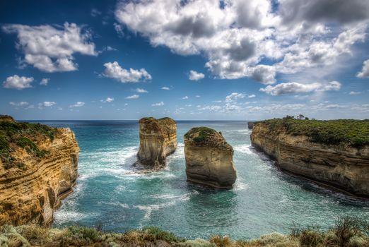 Photo free Twelve Apostles Marine National Park, Victoria, Australia