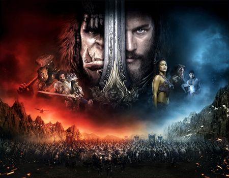 Photo free Warcraft, film, fantasy