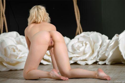 Бесплатные фото Кали,Сандра,Шанель Фенн,модель,обнаженная,сексуальная,киска,блондинка,привет-Q,подросток,побрился,ноги
