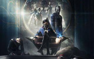 Заставки В Dishonored 2, Игры, Игры Для Xbox