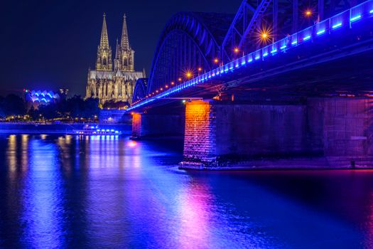 Germany - the night of the city · free photo