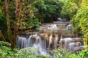 Водопад в Таиланде · бесплатное фото