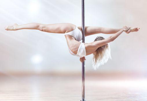 Фото бесплатно акробатика, детка, танцы