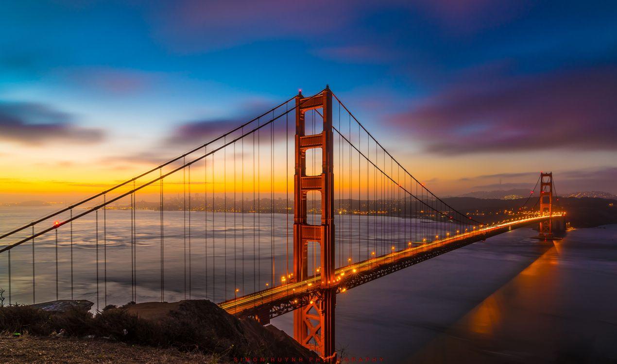 Golden Gate Bridge в San Francisco · бесплатное фото
