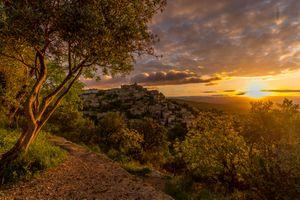 Фото бесплатно Gordes, Горд, Франция